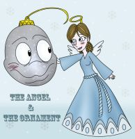 .:The Angel and The Ornament:. by Goosie-Boosie