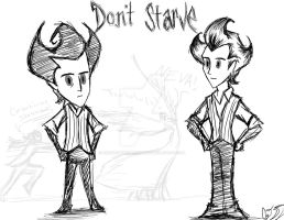 Don't Starve? by DreamWithinTheHeart