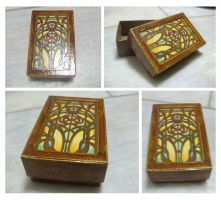 Art Nouveau Box by blue-fusion
