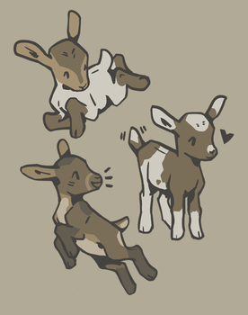 More goats by reccabe