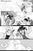 Bey: Snowmen pg5 by TechnoRanma