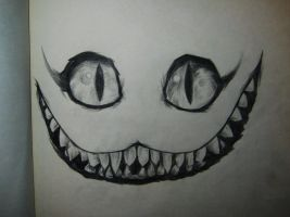 Cheshire Smile by Synbag