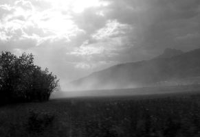 dust in the wind by nicelandscape