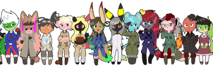 PKMN DWMA Hetalia Project by SacredLugia