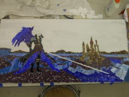 Sephiroth Stained Glass Part 14 by Co-Swagster