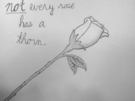 Not Every Rose Has a Thorn by AlexBrit2013