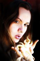 The Elements : Fire by pritthish