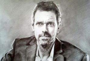 Dr House by nitishneo