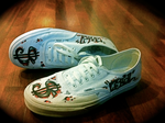 Respirez V3's Custom Shoes 2 by Respirez425
