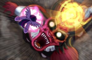 Tirek Vs. Twilight (S4 ATG Day 04) by AniRichie-Art