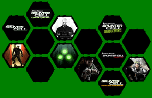 Splinter Cell Collection by WE4PONX