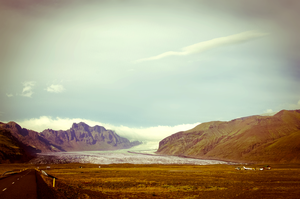 Iceland on the road by Pharaun333