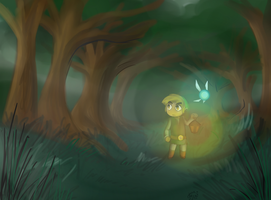 Farone forest by KeysaMoguri