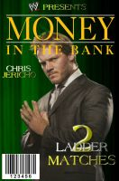 WWE Money In The Bank 2013 Poster by Omega6190