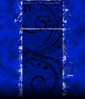 Blue Youtube Background by Karl-with-a-C