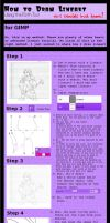 Line Art Tutorial v.2 using GIMP by Dawn-Shade