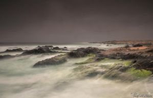 The Coast III by AlHabshi