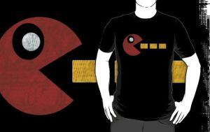 Pac-Pool The Shirt by PsychosisEvermore