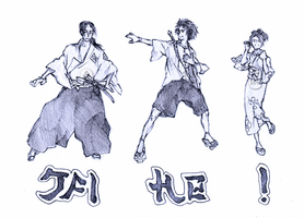 Champloo Boogie by Firnheledien