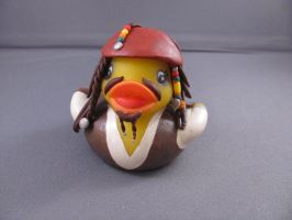 Captain Jack Mallard by spongekitty