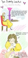 The Sisterly Love Act: Color by HostClub