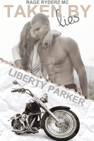 Custom Designed cover for Liberty Parker by ClaireyLovell