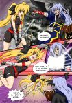 Nanoha, vore in the Sky. by Natsumemetalsonic