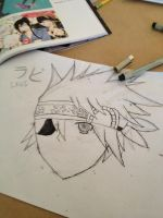Lavi (unfinished) by Zero-chan13