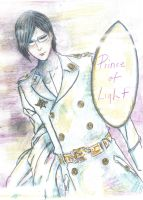 Prince of Light by debbiechan