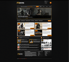 Game Hosting template - SOLD by BorisWick