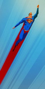 Superman by pungang