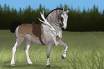YHH w/Dragon tack - Deer armour - Closed by Molluscan