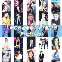 PHOTO Pack (16) Facebook Profile Pictures by GayeBieber94
