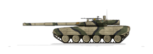 T-95 Russian Army by MacPaul