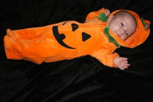 Baby - Pumpkin 7 by paradox11-stock