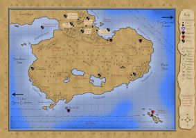 RPG Map 2 by thefuguestate