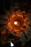 Under the Shells Lamp 6 by sleeponground
