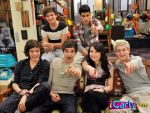 one direction on icarly by Falloutdaylenne