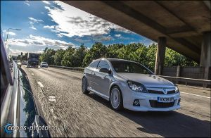 Vauxhall Astra VXR Nurburgring Edition by cooperad