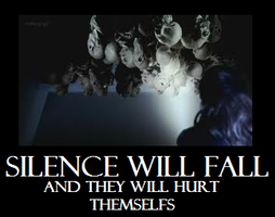 Silence Will Fall... by tooziebaby108