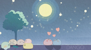 DANGO NIGHT OUT by squee6666