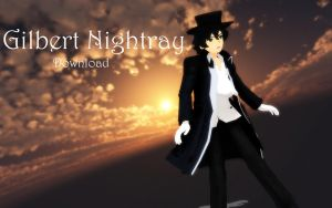 Gilbert Nightray DOWNLOAD by Ringtail14