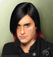 Jared Leto by crazy-rodents
