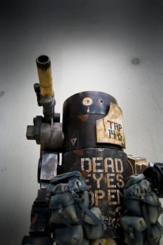 Large Martin ThreeA by groothedski