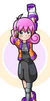 Steffi Unchibi, fixed some by CubeWatermelon