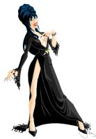 Elvira, Mistress of the Dark by animatorsc