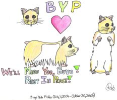 My Goodbye to Buyo by Veester