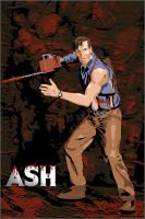 Ash for Army of Darkness Vexel by -hayze-