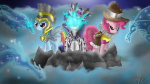 Fight for Equestria by Bronyontheway