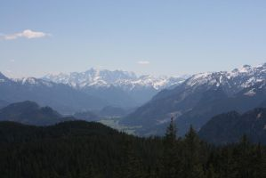 view from mountain 2 by ingeline-art